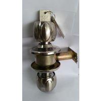钩锁系列 移门钩锁高档压铸分体门锁 圆球锁 不锈钢锁具批发零售