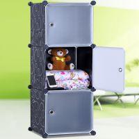 索尔诺简易收纳柜 床头柜 自由组合储物柜 批发/来样生产/代加工