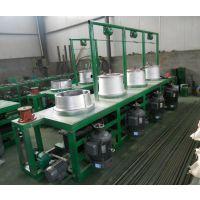 河北安平盛华金属丝网机械供应2014新型拔丝机