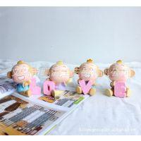 悠嘻猴love摆件 卡通动漫正品公仔玩偶 可爱创意生日礼物459-460