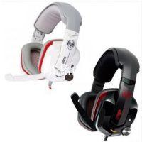 供应Somic/硕美科 G909 USB电脑震动 7.1声道 游戏耳机 头戴式耳麦