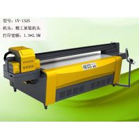 上海盈际厂家供应艺术玻璃打印机 供应便宜又好用的UV平板打印机