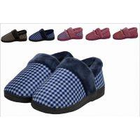 冬季包跟棉拖鞋 新款保暖棉鞋 家居鞋 月子鞋 情侣棉鞋
