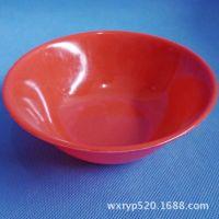 2元密胺美耐皿纯色餐碗 家用餐碗 饭店汤面餐碗混批 日用百货批发