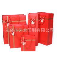 高档礼品袋 韩版手提纸袋 通用礼品袋 节日礼物包装袋
