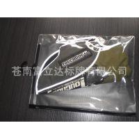 厂家直销 PVC包装袋 PVC透明拉链袋 文件袋定制 高频机袋子可印刷