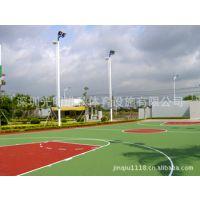 PU篮球场 塑胶跑道  丙烯酸球场 环氧地坪漆工程 深圳地坪漆制作