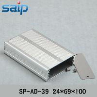 供应使用铝型材拼装成型saipwell/赛普壳体24*69*100仪表壳体质量保证