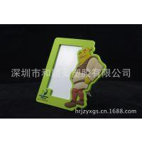 pvc相框 滴胶相框 塑料相框 卡通相框 专业生产促销礼品