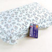 碧岩竹炭定制舒适儿童枕头防偏头柔软助睡眠卡通枕头宝宝枕婴儿枕