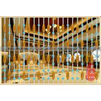 2015新款 水晶挂帘 店面装修服装店售楼部家居装饰欧式水晶帘