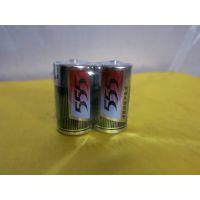 555大号优质锌锰干电池 1号干电池 低汞电池 R20S.SIZED1.5V