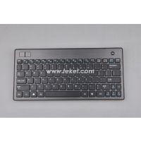 2.4G轨迹球无线键盘,轨迹球鼠标,人体工程学设计,外形简洁,K2