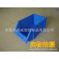 供应浙江优质塑料零件盒 南京塑胶组合式零件盒 斜口组立式物料盒