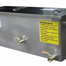 价格***实惠不锈钢油水分离器荆门厨房油水分离器孝感食堂油水分离器