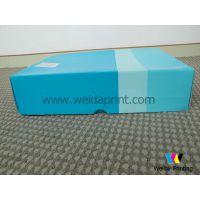 广东东莞 专业印刷工厂  定做天地盖瓦楞包装收纳大纸盒