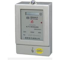 厂价直销DDS450L液晶系列单相电子式电能表(不带485等)