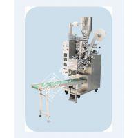QD-11一次性袋泡茶带线带标包装机 浓香咖啡自动包装机 多功能一体机