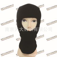 来料加工来样订做 帽子工厂 反恐面罩 雪地登山防护帽 外贸出口