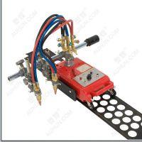 供应供应CG1-100B半自动双头切割机(圆孔导轨)