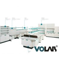 新疆哈密市全钢通风柜生产厂家-VOLAB实验室家具华南品牌