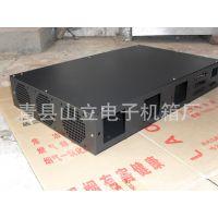 青县生产厂家加工大型车载控制器机箱 工控机箱 钣金机箱全铝机箱