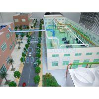 供应东莞沙盘模型钢结构厂房模型 流程模型