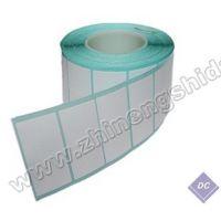 RFID双层纸质不干胶标签
