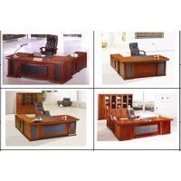 老板桌办公家具办公桌简约现代时尚转角大班桌班台主管经理桌