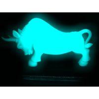 夜光塑胶母粒专用发光粉 夜光ABS料专用长效耐高温夜光粉