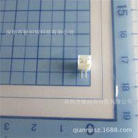 XH2.54-2AW 弯针 2.54mm 接线端子 2P 弯脚 插针