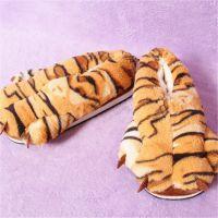 批发优质棉拖鞋  可爱动物爪爪保暖拖鞋  居家拖鞋  防滑保暖厚底