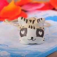 景德镇创意集市 可爱生日礼品 十二生肖可爱小老虎挂件 小商品
