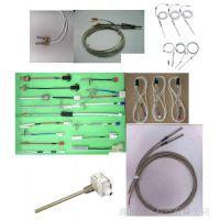 供应热电偶 NTC热电阻铂电阻传感器PT100探针探头T型热电偶B型热电偶 , K偶,