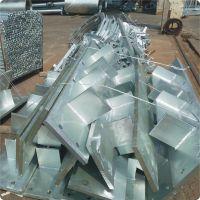 提供格栅 钢格板 护栏围栏 钢铁结构门窗热镀锌加工服务
