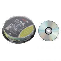 正品得力3731刻录盘 空白光盘 DVD光盘 16X DVD-R(10片装)