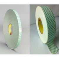 正品3M4032泡棉双面胶带、乳白色强力双面胶、3M双面胶厚0.4M