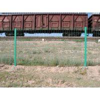 浸塑镀锌铁路护栏网厂家就找良森