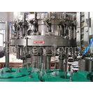 Rotary Glass Bottle Filling Machine for Fruit Juice / Soda , Electric Driven 220V / 380V 4Kw