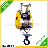 【进口供应】台湾DUKE 小金刚迷你钢索式吊车微型电动葫芦DU-250A
