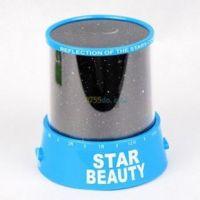 厂家直销 星空伊人投影仪/星空投影灯 LED加亮版 星星月亮投影机