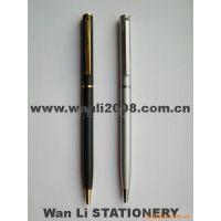 万里文具供应广东金属笔、礼品笔、原子笔 笔 酒店笔 西华笔