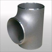 DN250碳钢对焊三通