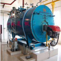 WNS燃油(气)卧式蒸汽锅炉