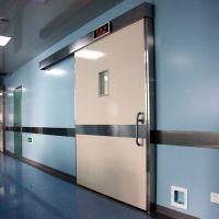 供应手术室、工厂气密式感应平移门