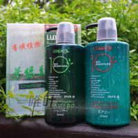 正品琴叶绿茶控油清爽洗发水+还原蛋白酸套装750ml*2批发洗发护发