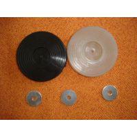 土工膜PVC热熔垫片铁片热熔垫片出厂价