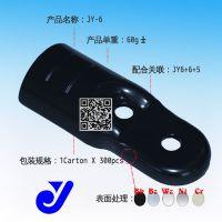 JY-6 精益管接头 五金接头 插件线配件 精益管接头厂家