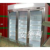 供应广州安德利省电饮料柜、大容量冰柜厂家批发