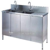 医用清洗浸泡槽 不锈钢清洗槽 污物清洗槽 供应室专用清洗槽